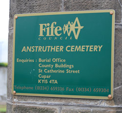 Anstruther Cemetery