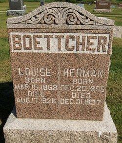 Louise Henriette <i>Mueller</i> Boettcher