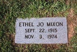 Ethel Mixon