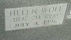 Helen <i>Wolf</i> Arnold