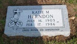 Katie Mae <i>Helton</i> Herndon