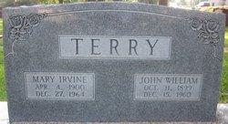 John William Johnny Terry