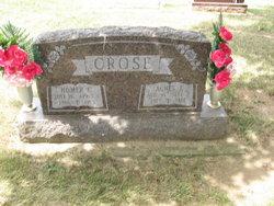 Homer Edward Crose