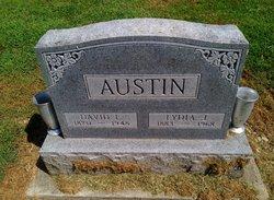 Lydia J <i>McKinney</i> Austin