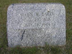 Allen Washington Barry