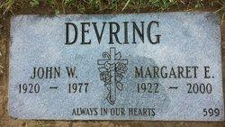 Margaret Evelyn <i>Pope</i> Devring