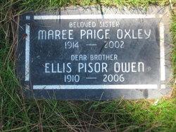 Ellis Pisor Owen