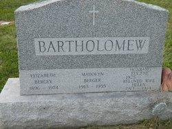Helen Bartholomew