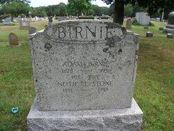 Nellie J <i>Stone</i> Birnie