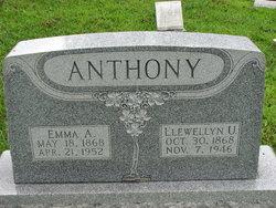 Emma A <i>Newhard</i> Anthony