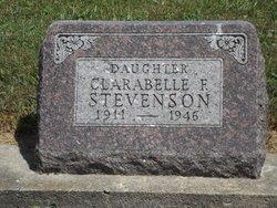 Clarabelle F <i>Musgrave</i> Stevenson