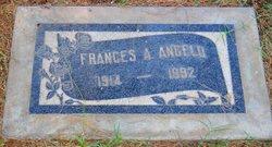 Frances A. <i>Harvey</i> Angelo