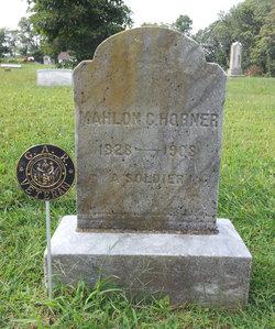 Mahlon Gilbert Horner