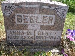 Bert E. Beeler