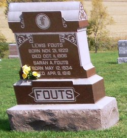 Lewis Fouts