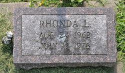 Rhonda L King