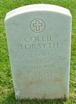 Collie Forsyth
