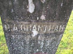 M. A. Auntie Grantham