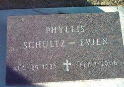 Phyllis <i>Schultz</i> Evjen