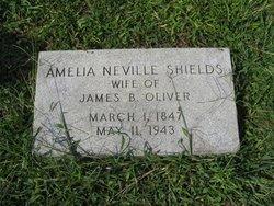Amelia Neville <i>Shields</i> Oliver