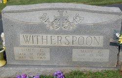 James Gordon Witherspoon