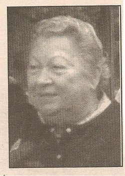Betty Jean <i>Fanta</i> Douglass