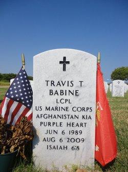 LCpl Travis Thornton Babine