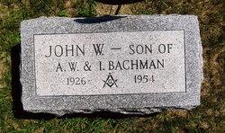 John William Bachman
