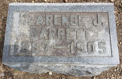Clarence Barrett