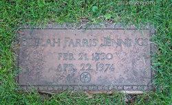 Beulah <i>Matthews</i> Farris-Jennings