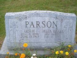 Thomas Leslie Parson