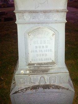 Lieut Merritt M Clark