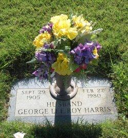 George Lee Roy Harris