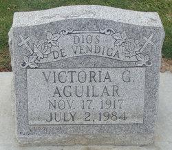 Victoria Aguilar