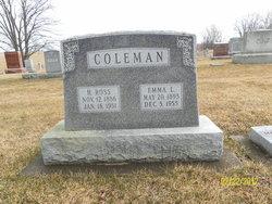 H. Ross Coleman