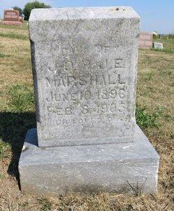 Grace Elizabeth Marshall
