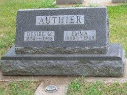 Emma <i>Erickson</i> Authier
