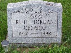 Ruth Jordan <i>Dickey</i> Casario