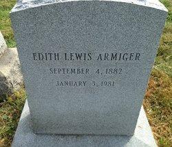 Edith <i>Lewis</i> Arminger
