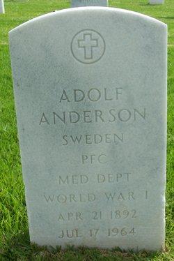 Adolf Anderson