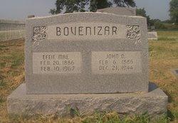 John D Bovenizar