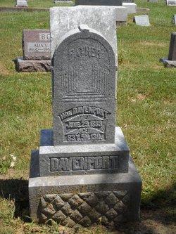 James William Davenport