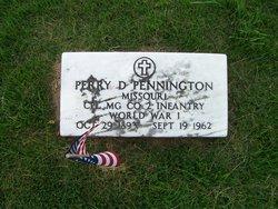 Perry Douglas Pennington, Sr