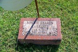 Bonnie Sharon Garriott