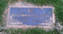 Billy Wayne Ballenger