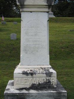 Dorothy Ann <i>Lawrence</i> Alexander