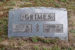 Bessie Mae <i>Kaiser</i> Grimes