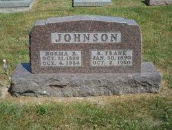 Robert Frank Johnson
