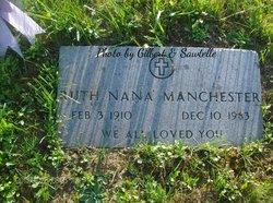 Ruth Nana <i>Libby</i> Manchester