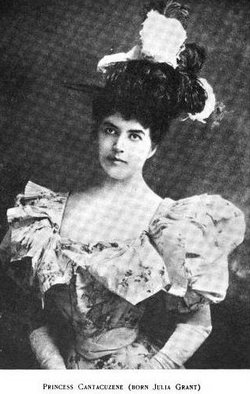 Julia Dent <i>Grant</i> Cantacuzene